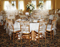 Tablecloth rentals in Kansas City