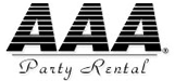 AAA Party Rental in Lenexa, Kansas City KS, Overland Park KS, Lee's Summit MO, Shawnee KS, Olathe KS, Kansas City MO