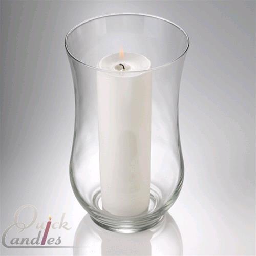 Glass 6 Inch Hourglass Vase Rentals Kansas City Ks Where To Rent