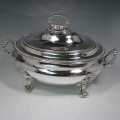 Rental store for SIL SOUP TUREEN 2QT. in Kansas City KS