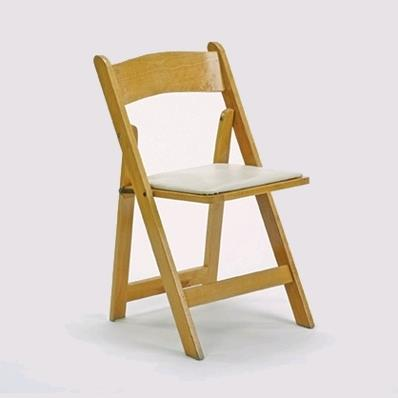 Where to find GARDEN FOLDING CHAIR-NATURAL WOOD in Kansas City