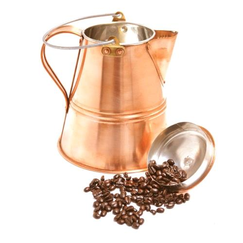 Where to find COFFEE POT - COPPER in Kansas City