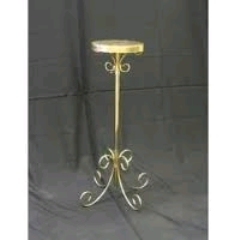 Rental store for PLANT STAND BRASS 36  ORNATE in Kansas City KS