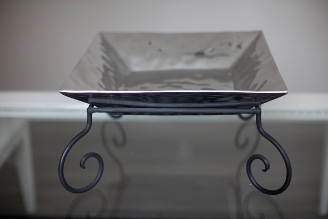 Where to rent PEWTER SQUARE BOWL LARGE W  STAND in Lenexa, Kansas City KS, Overland Park KS, Lee's Summit MO, Shawnee KS, Olathe KS, Kansas City MO