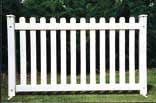 Where to rent FENCING WHITE -VINYL in Lenexa, Kansas City KS, Overland Park KS, Lee's Summit MO, Shawnee KS, Olathe KS, Kansas City MO