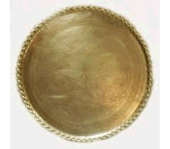 Rental store for ROUND BRASS TRAYS in Kansas City KS