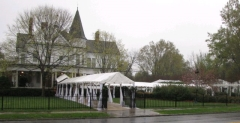 Rental store for MARQUEE TENTS - 8 FOOT WIDE in Kansas City KS