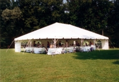Rental store for FRAME TENTS - 30 FOOT WIDE in Kansas City KS
