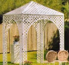 Where to find ARCH GAZEBO LATTICE in Kansas City