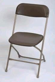 Where to find FOLDING CHAIR-BROWN in Kansas City