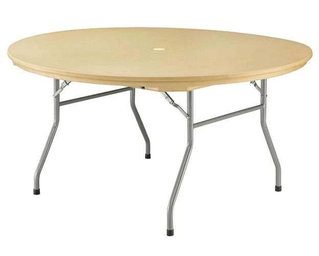 Where to rent TABLE 60  RND PLASTIC W  UMBRELLA HOLE in Lenexa, Kansas City KS, Overland Park KS, Lee's Summit MO, Shawnee KS, Olathe KS, Kansas City MO