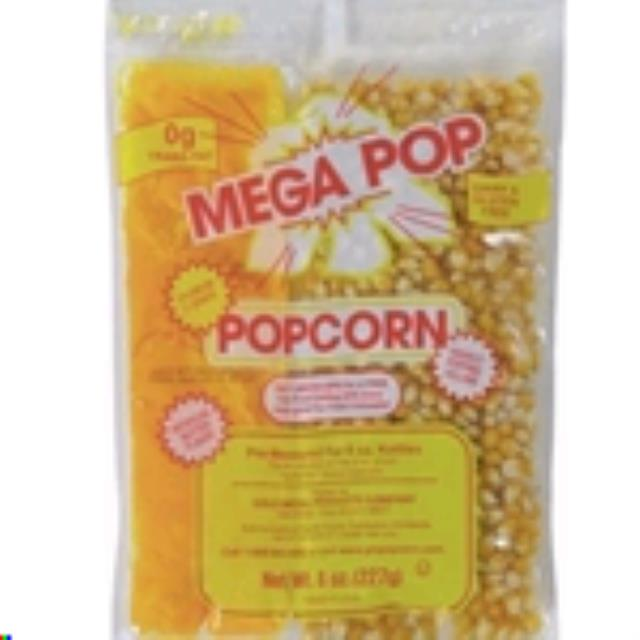 Where to find POPCORN KITS W  SEASONING AND BUTTER in Kansas City
