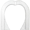 Rental store for ARCH LATTICE HEART in Kansas City KS