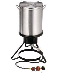 Where to find LOBSTER POT 60QT W  BURNER in Kansas City