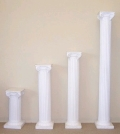 Rental store for 3FT WHITE ROMAN COLUMN in Kansas City KS