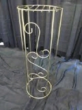 Rental store for PLANT STAND WHITE 48  ORNATE in Kansas City KS