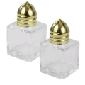 Rental store for CUBE SALT   PEPPER SHAKER GOLD in Kansas City KS
