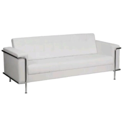 Rental store for WHITE LEATHER COUCH in Kansas City KS