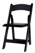 Rental store for CHAIR BLACK WOOD in Kansas City KS