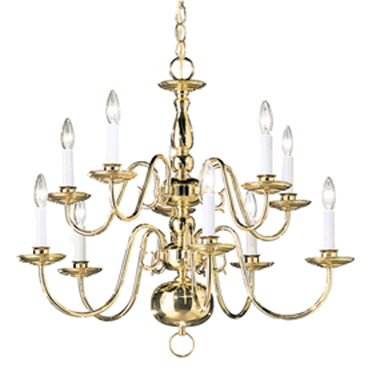 Where to rent BRASS CHANDELIER 10 LIGHT in Kansas City KS, Overland Park KS, Lenexa, Lee's Summit MO, Shawnee KS, Olathe KS, Kansas City MO
